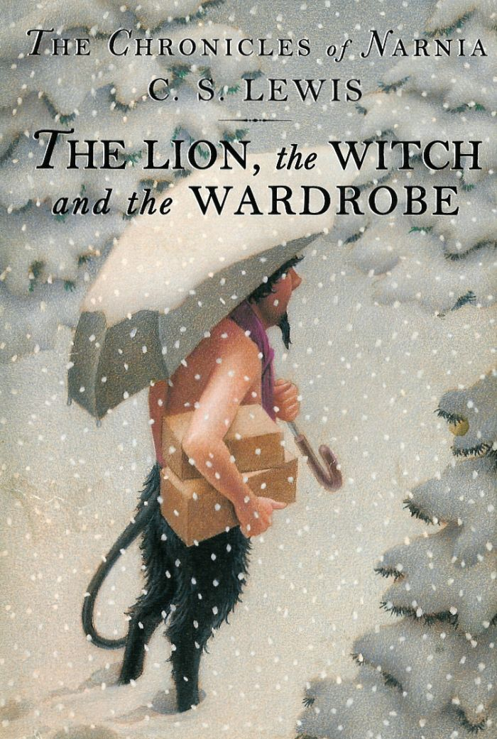 The Lion, the Witch and the Wardrobe -C.S. Lewis