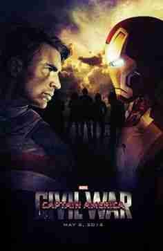 Download Captain America Civil War 2016 Full Movie