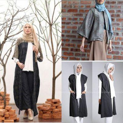 25 Desainer Busana Muslim Indonesia Favorit Saya