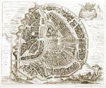 Старые карты городов России и зарубежья | 1986 Иркутск и окрестности