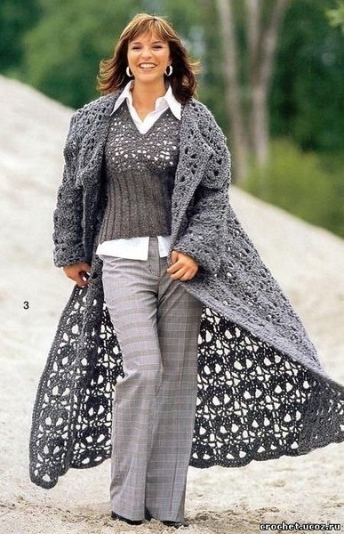 I wouldn't wear the Vest & Coat (a bit too much) but this Coat is beautiful.