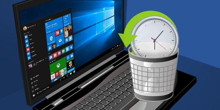 Delete Old System Restore Points in #Windows  #tutorial #howto #storagespace #harddrive #harddisk #maketecheasier