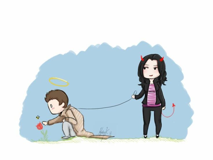 Supernatural: Meg's Puppy by *Ebulliently-Askew on deviantART