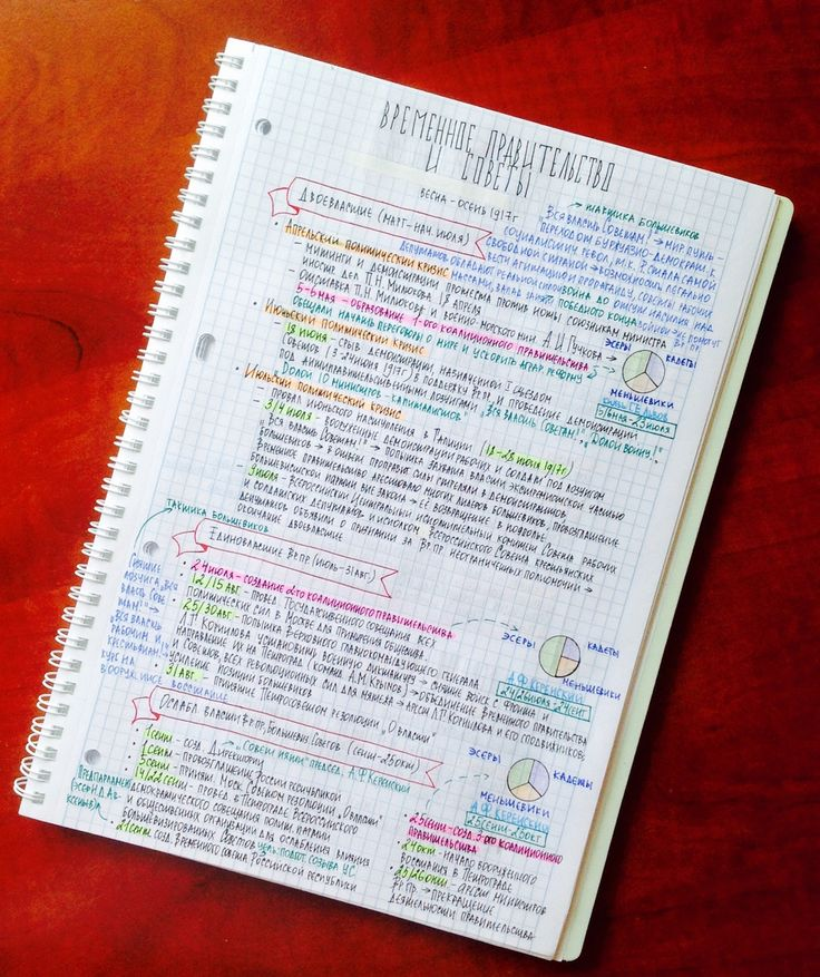 how to take notes in med school
