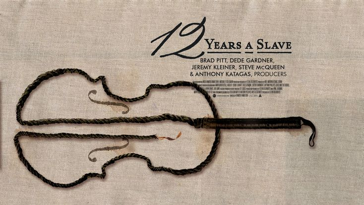 Best Picture Nominee 12 Years A Slave