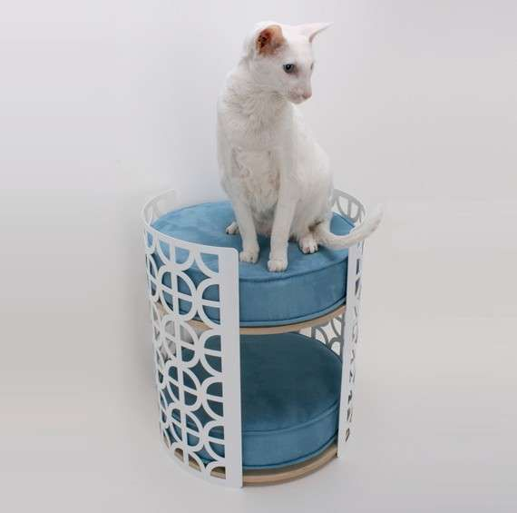 Eco-Friendly Cat Mansions : Cat Mansion