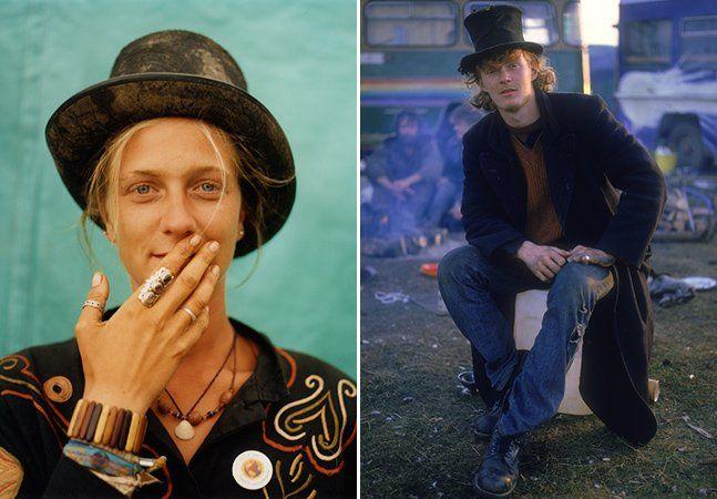 São nômades, utilizam carroças pra se mover, mas estão ligados à tecnologia através de contas de Facebook ou smartphones. O fotógrafo Iain McKell tem acompanhado a vida de um grupo de contracultura britânico nos últimos 25 anos e registrou tudo em um livro que chamou deThe New Gypsies (Os Novos Ciganos). Era década de 80 quando Iain McKell fotografou um grupo de jovens anti Margaret Thatcher que, impulsionados pelo espírito punk e crenças hippies, decidiram largar a cidade rumo ao interior…
