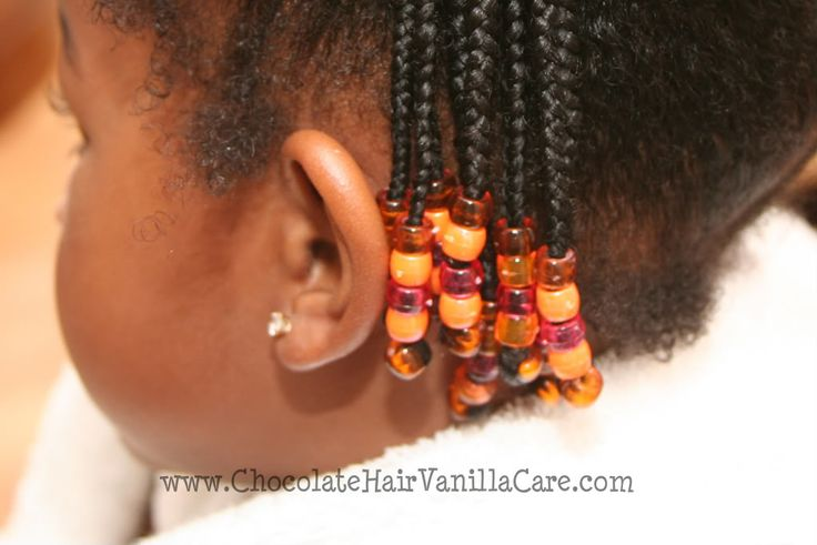 How to put beads in hair chocolate hair vanilla care how to put beads in hair chocolate hair vanilla care hairstyle for my mini me pinterest ccuart Gallery
