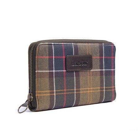 Barbour purse