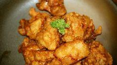 Жареная курица в стиле Накацу
