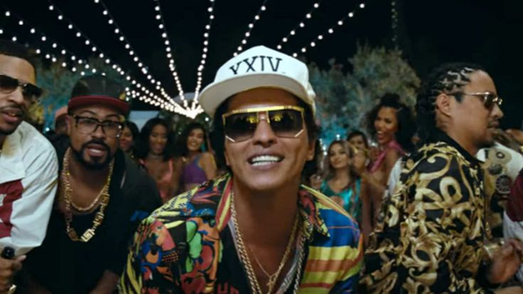 "Mirá el nuevo video de Bruno Mars, ""24K Magic""  – AB Magazine"