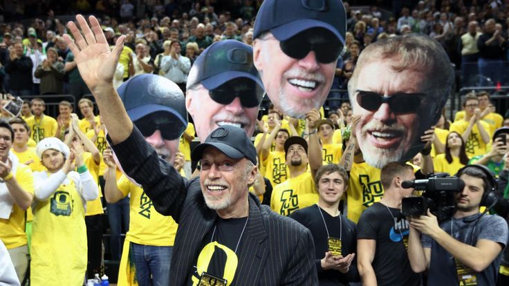 Nike founder Phil Knight is stepping down as chairman - Quartz
