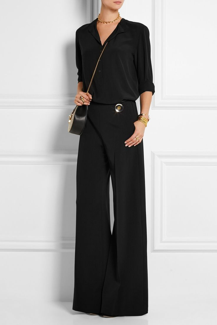 30 Reasons to Wear Wide Leg Pants Right Now