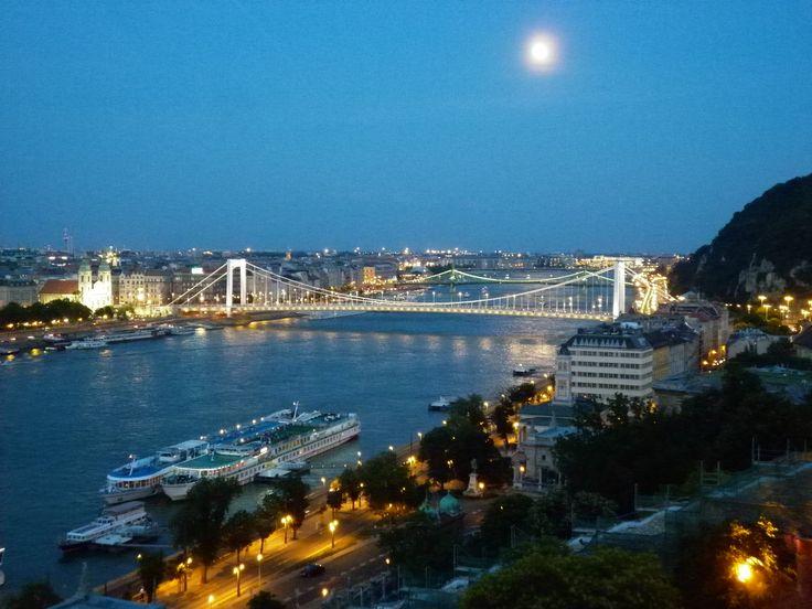 La historia de Budapest comenzó con Aquincum, originalmente un asentamiento celta.