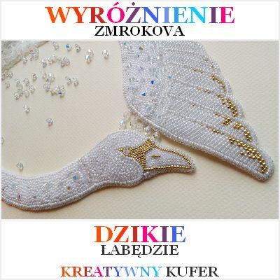 Wyniki Wyzwania Tematycznego - Baśń: Dzikie Łabędzie | Kreatywny Kufer http://zmrokova.blogspot.com/