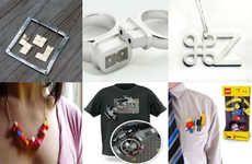 Eco Geek Necklaces