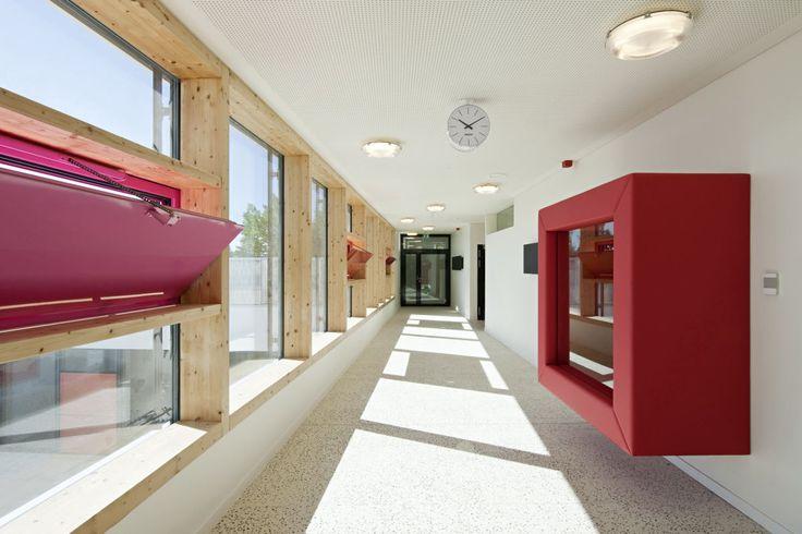 Childcare Centre Maria Enzersdorf, image courtesy MAGK illiz | Photo by Hertha Hurnaus