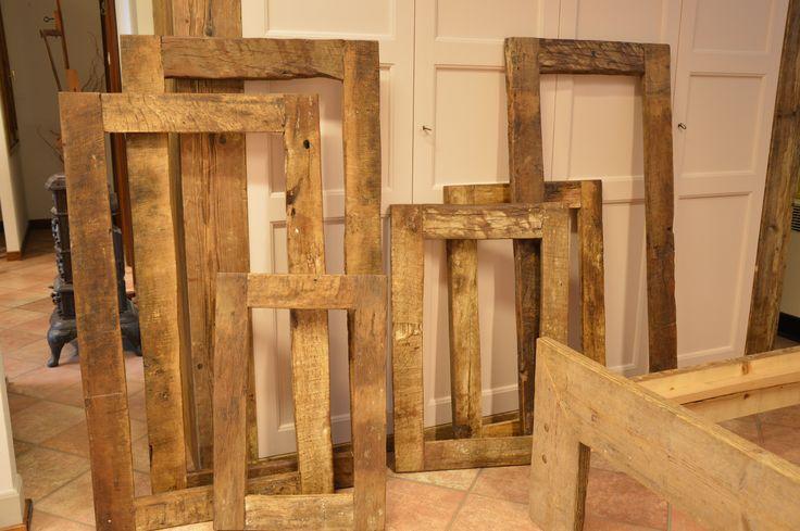 falegnameriabensi...  si realizzano cornici in legno antico prima patina di qualsiasi misura
