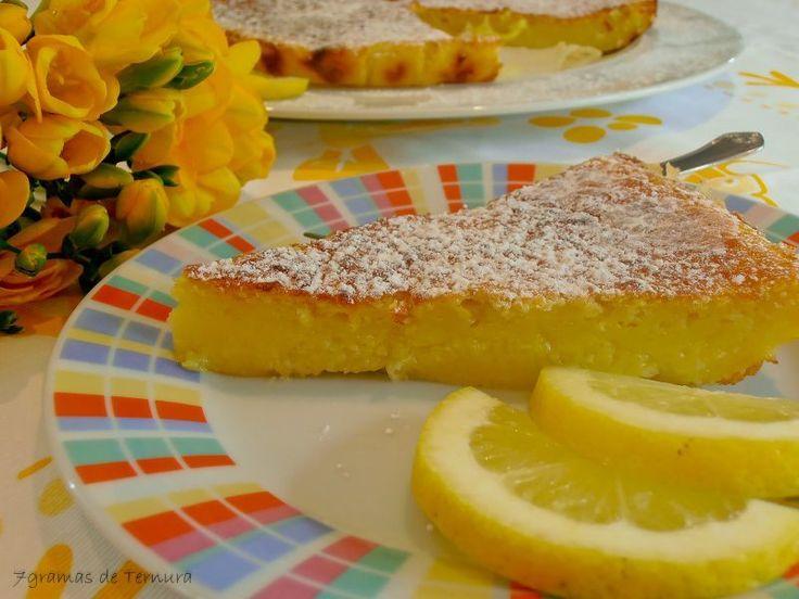 Queijada de limão, Receita Petitchef