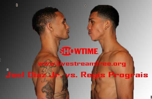 The feature event of this Showtime PresentsShoBox: The New Generation event is the fight between Regis Prograis and Joel Diaz Jr. And the two contestants have made weight on this Thursday and ready for the fight. On the undercard events, Steve Rolls vs. Demond Nicholson bout will co-feature the show.