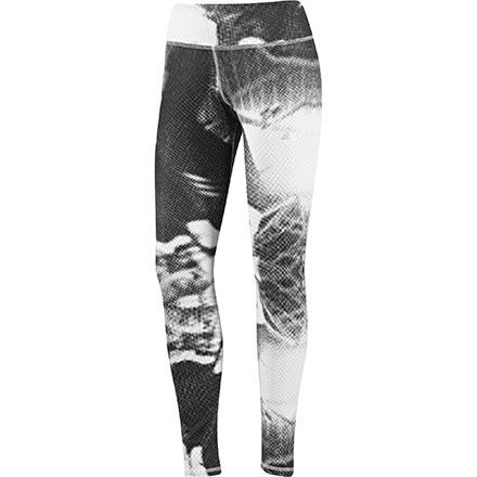 adidas techfit compression printed running tights. Black Bedroom Furniture Sets. Home Design Ideas