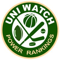 Uni Watch Power Rankings rates uniforms... Bears and Cards in Top 5