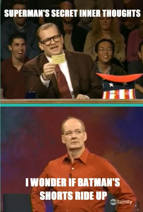 funny whose line is it anyway quotes | 22 Funny Moments From Whose Line is it Anyway? | Pleated-Jeans.com