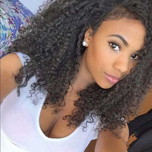 20+ Curly Weave Hairstyles
