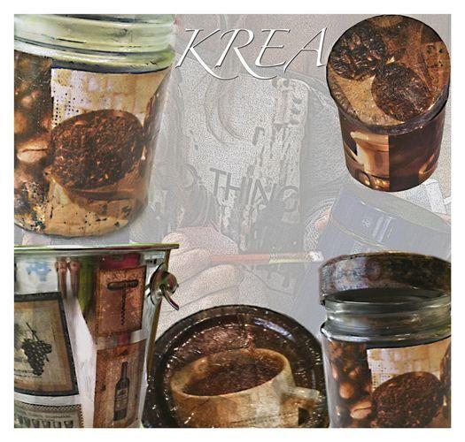 KREA Scrapbooking - Decoupage - Manualidades (Tienda-Taller) - Cursos Monográficos