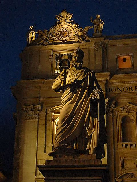 St Peters Basilica, Vatican City, Italy Rome Lazio