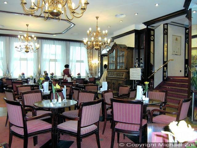 Café Niederegger ,Lübeck, Germany, Shop und Marzipan-Museum