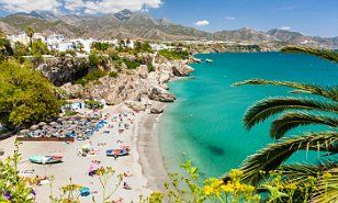 Costa del Surprise: Think Spain's Costa del Sol is an over-developed mess? Artistic hub Nerja, forces holidaymakers to think again