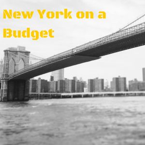 New York for the Budget Traveller