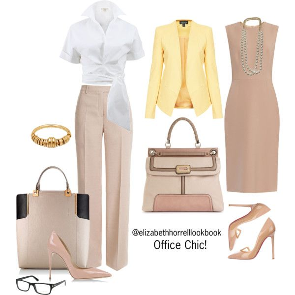 Liz by elizabethhorrell on Polyvore featuring moda, The Row, Michael Kors, Topshop, Emilio Pucci, Dolce&Gabbana, Christian Louboutin, GUESS, Fallon and Chloé