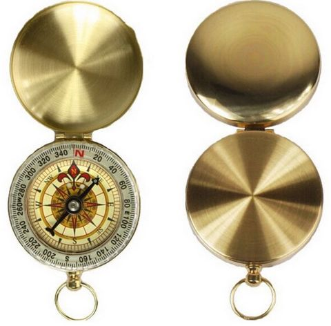 If you are going for any #outdooractivity in Forest or #climbing then you need to #compass for right direction. Buy this best #BrassRcompass now at online