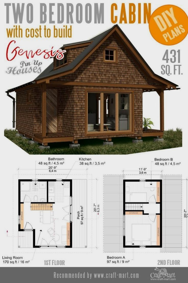 12 Diy Hacks In 2020 Tiny House Cabin House Plans Tiny House Design