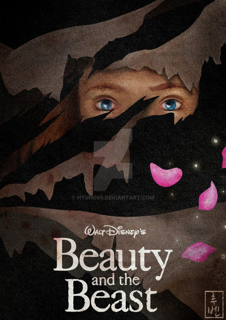 Disney Classics 30 Beauty and the Beast by Hyung86.deviantart.com on @DeviantArt