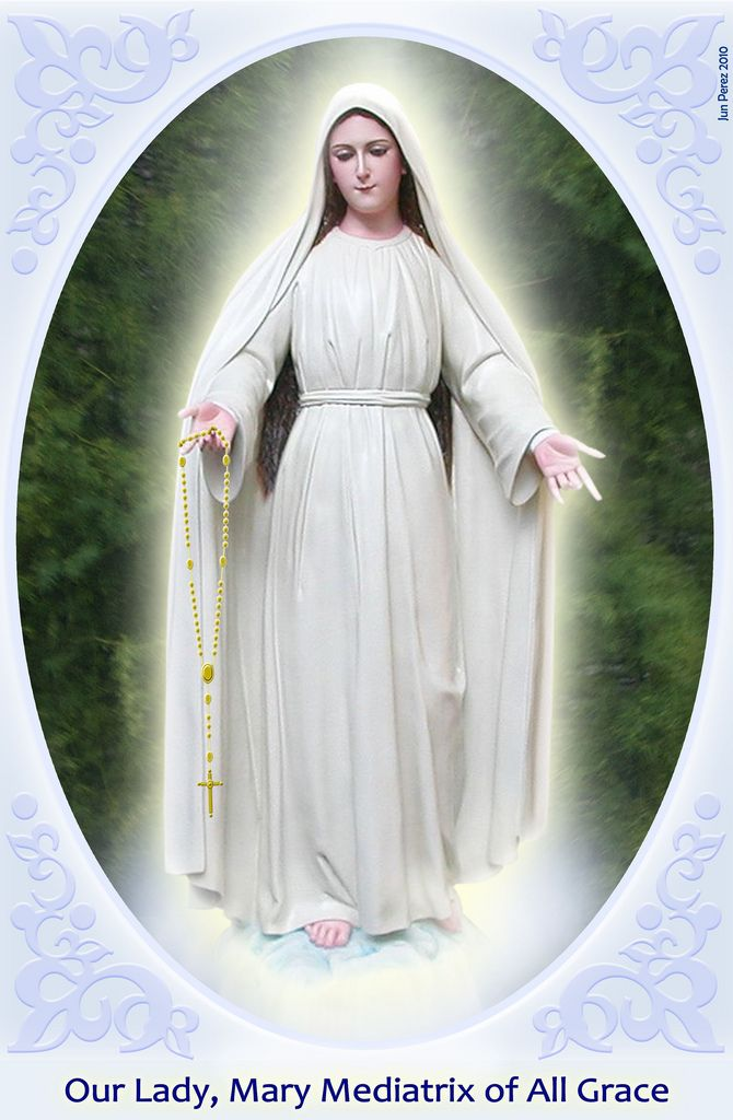 Our Lady, Mary Mediatrix of All Grace