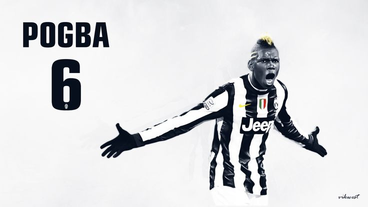 Paul Pogba Desktop Wallpaper