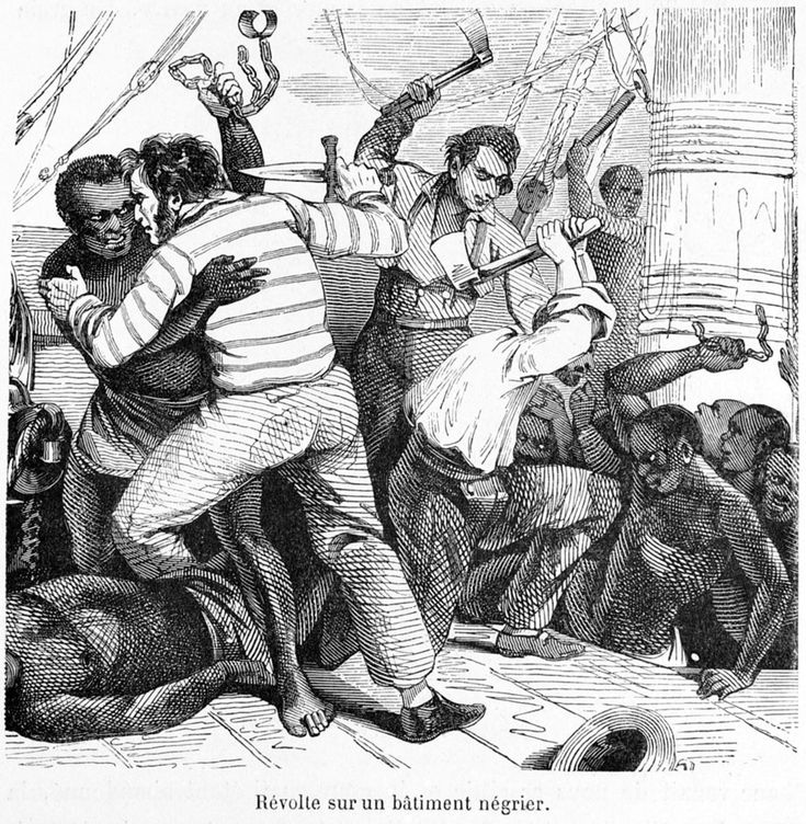 Slave rebellion on French island of St. Domingue was led by Francois-Dominique Toussaint L'Overture in 1791 and it ended in 1804. It ended with the independent republic of Haiti. Success of slaves frightened colonial elites and made even more cautious about social change.