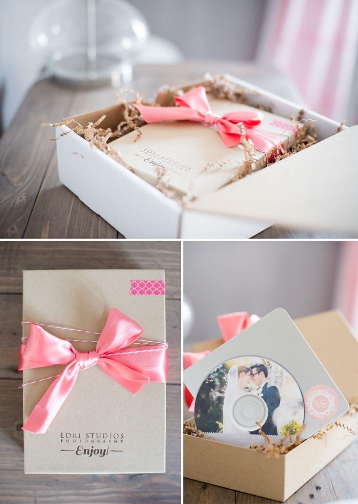 Lori Studios Wedding Photography Packaging