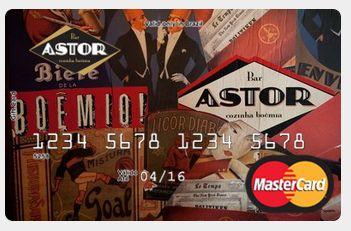 Bar Astor | Cozinha Boemia