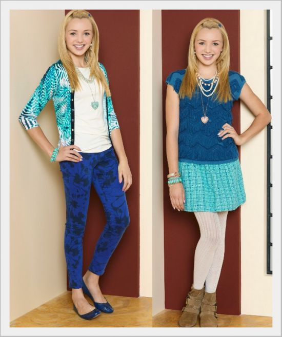 Emma Ross Outfits On Jessie