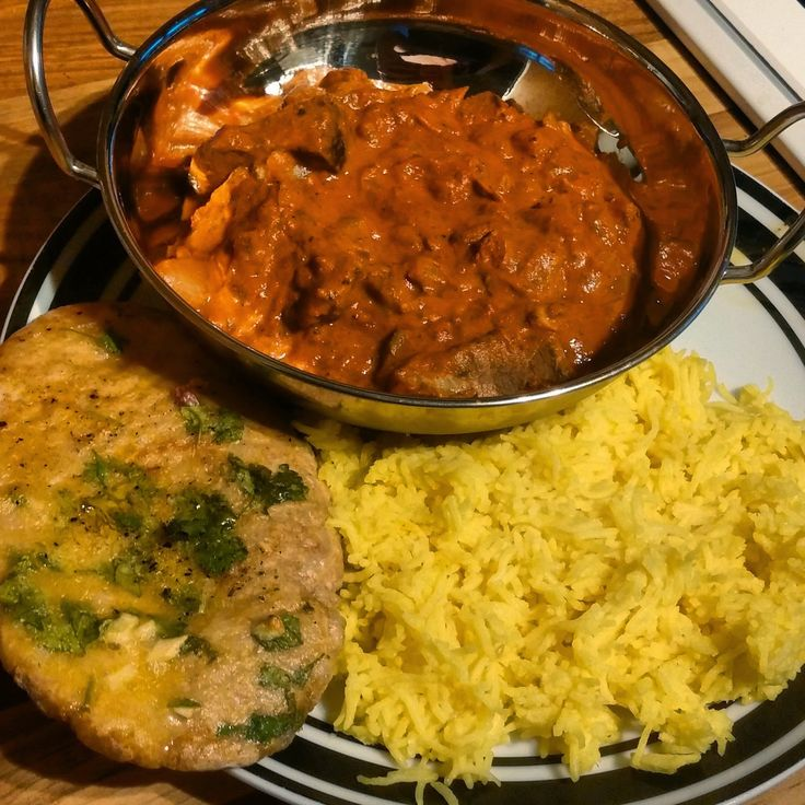 Sugar Pink Food: Recipe: Slimming World Chicken Tikka Masala