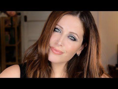 YouTube Chiara Ferragni Make-up Silver eyes