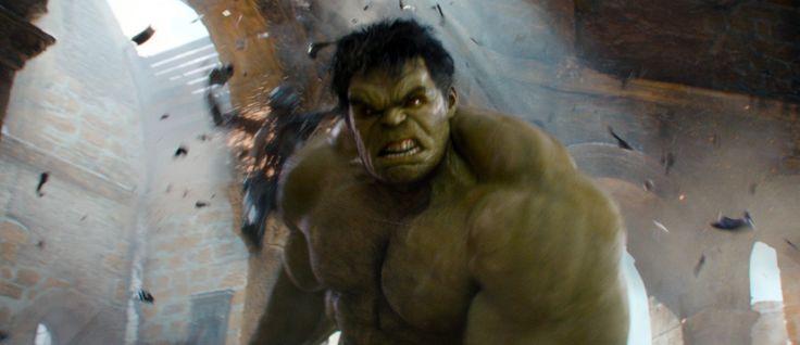 Hulk may co-star in 'Thor: Ragnarok,' leading to a Planet Hulk storyline