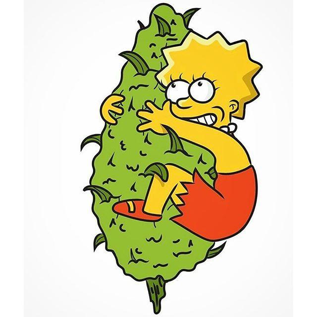 Funny Birthday Lisa Simpsons