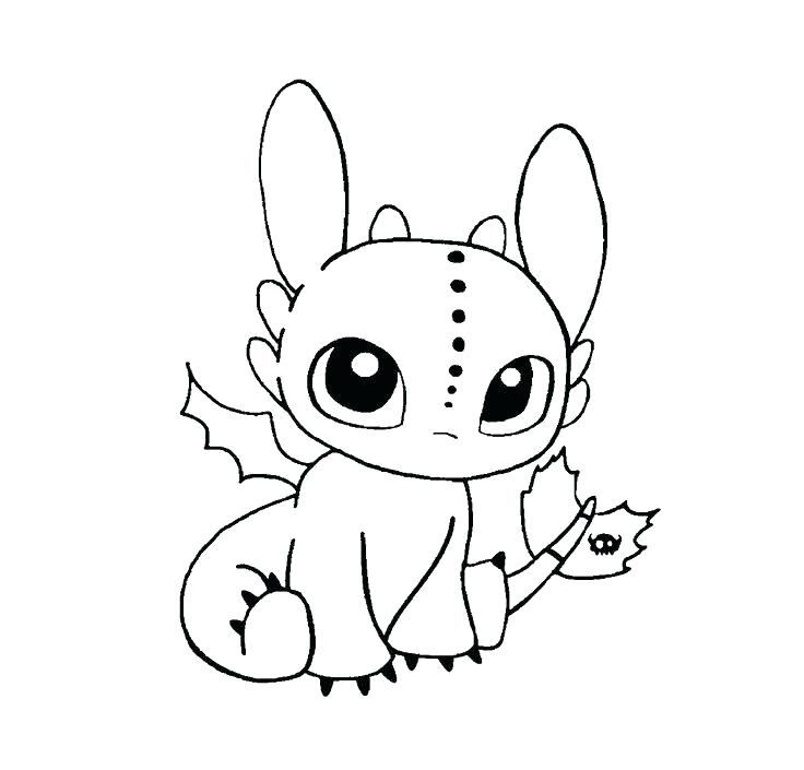 Image Result For Toothless Coloring Pages Dragon Coloring Page Cute Toothless Dragon Drawing