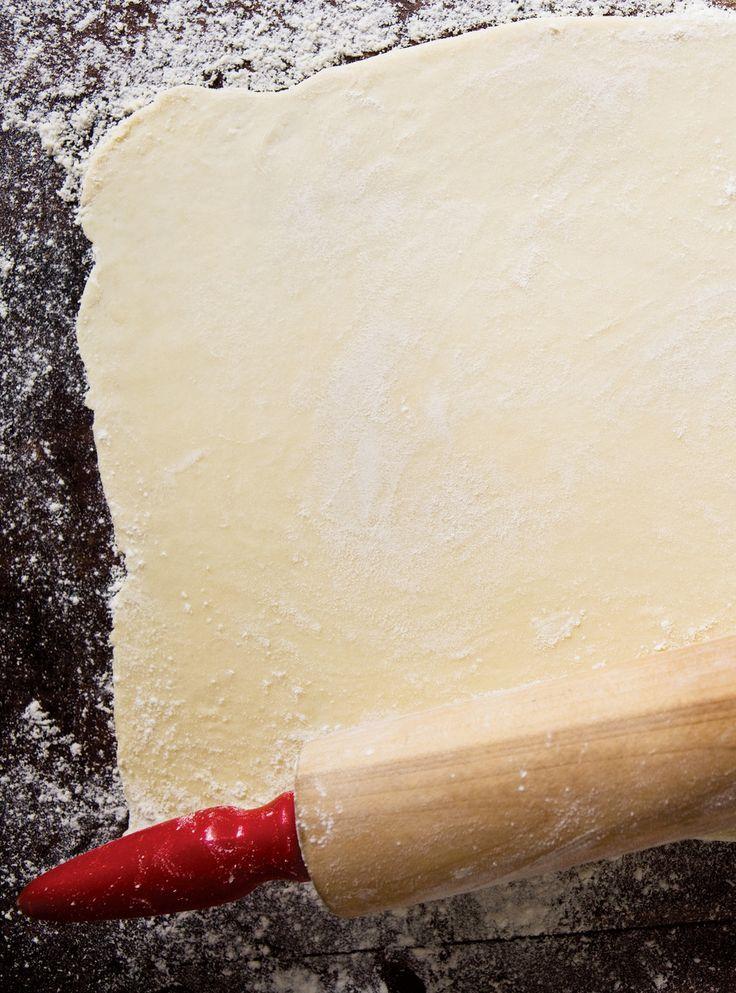 Recette de pâte sucrée à la poudre d'amandes de Daniel Vézina