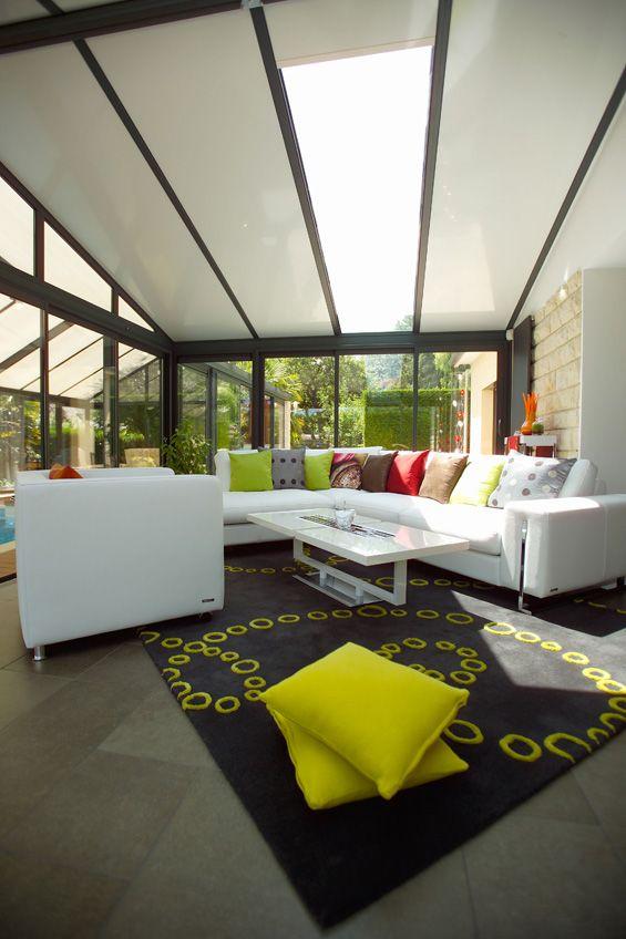 La véranda aluminium, un prolongement de votre habitation.